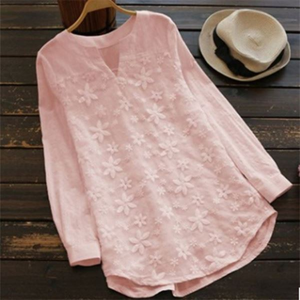 Picture of Woman Long Blouse
