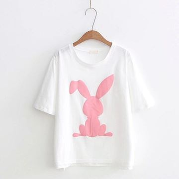 Picture of Rabbit Woman T-Shirt